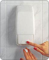 Дозатор за течен сапун ЕКА - бял От Катрин Макс ООД