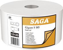 Тоалетна хартия Джъмбо - рециклирана(12125)
