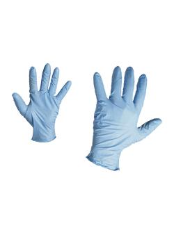 Ръкавици нитрил без талк ( пудра ) за хранителни производства От Катрин Макс ООД