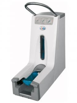 Машина за автоматично поставяне на еднократни калцуни MAXI От Катрин Макс ООД