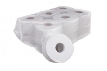Тоалетна хартия Джъмбо бяла(HG12100)