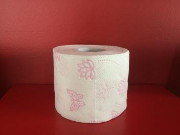 Тоалетна хартия - лукс(401041)