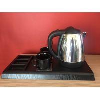 Електрическа кана за чай с поднос От Катрин Макс ООД