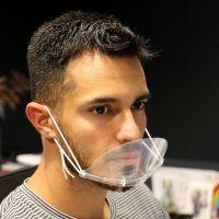 Предпазна маска щит за уста От Катрин Макс ООД
