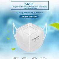 Предпазна маска KN95-FFP2  пакет 2 броя От Катрин Макс ООД
